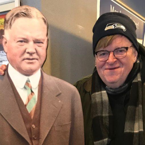 Michael Moore Herbert Hoover